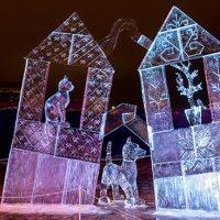 Ledusskulptūru festivāls